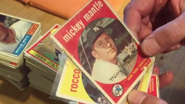 I Buy Vintage Sports Cards For Cash