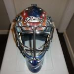 Corey Schneider Game Ready Goalie Mask