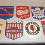 Beehive Corn Syrup Hockey Crests