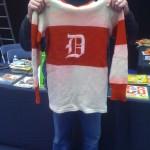 1926-27 Detroit Cougars Game Worn Jersey