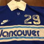 Mark Nickeas Vancouver Whitecaps Jersey