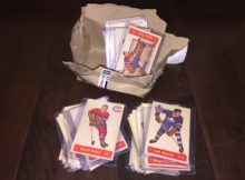 1957-58 OPC Hockey Cards