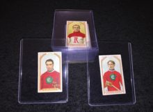 1911-12 Hockey Imperial Tobacco Cards