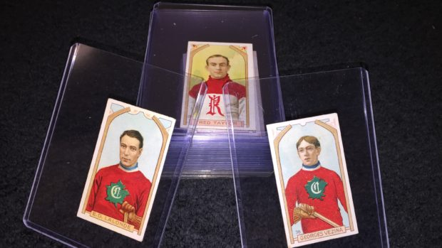 1911-12 Imperial Tobacco Hockey Cards